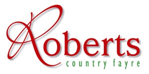 Roberts Country Fayre logo